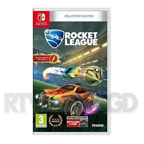 Wb games Rocket league - edycja kolekcjonerska