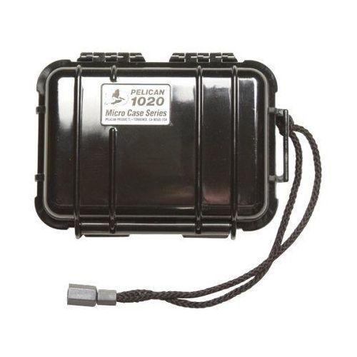 Peli 1020 WL Wi-BK Black ochronna walizka z Wewnętrzny Czarny