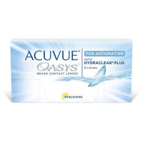 Johnson & johnson Soczewki acuvue oasys for astigmatism 6szt.