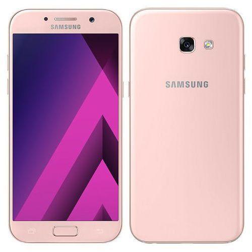 Outlet - galaxy a3 a320f (2017) lte 16gb różowy marki Samsung