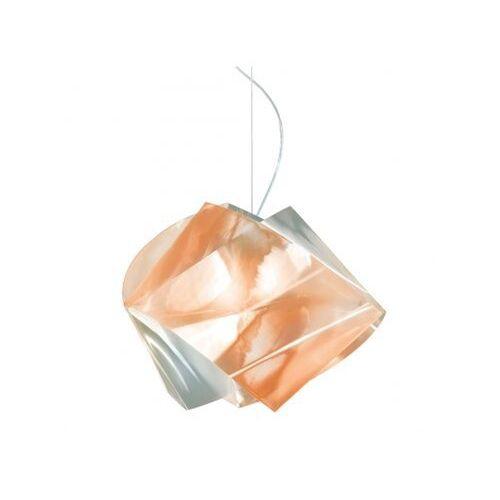 Lampa wisząca gemmy prisma amber marki Slamp