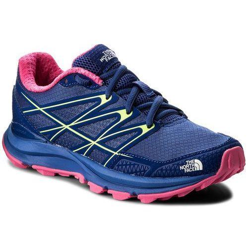Buty - women's litewave endurance t92vvj3tr sodalite blue/glo pink marki The north face