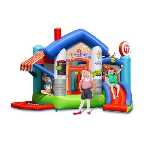 Happyhop Dmuchany domek - happy store (6933491994159) - OKAZJE