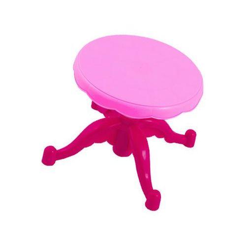 Kindersafe Duża toaletka różowa dla dziewczynki lustro fryzjer 008-19 (5902921968702)