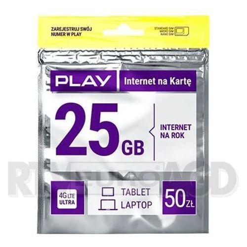 Play Internet na rok 50PLN (5907782185848)