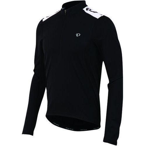 select quest - męska koszulka rowerowa długi rękaw (czarny) marki Pearl izumi