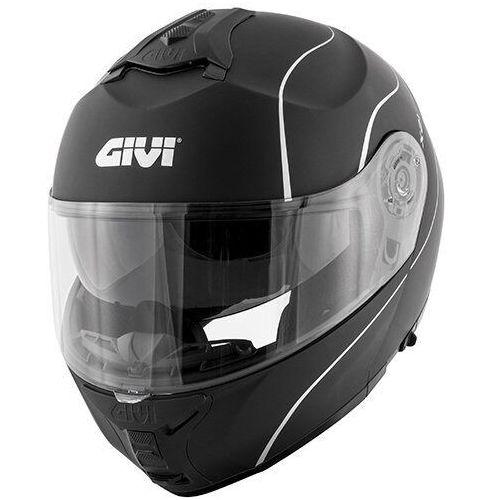 Givi kask szczękowy x21 challenger czarny mat marki Givi-kaski