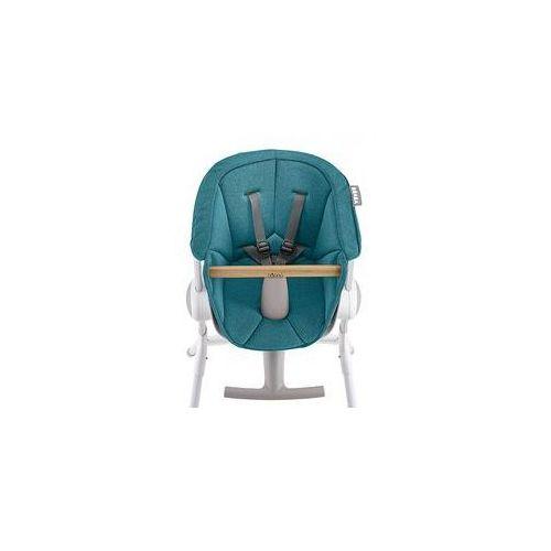 Mi�kki wk�ad do krzese�ka do karmienia up&down (blue) marki Beaba