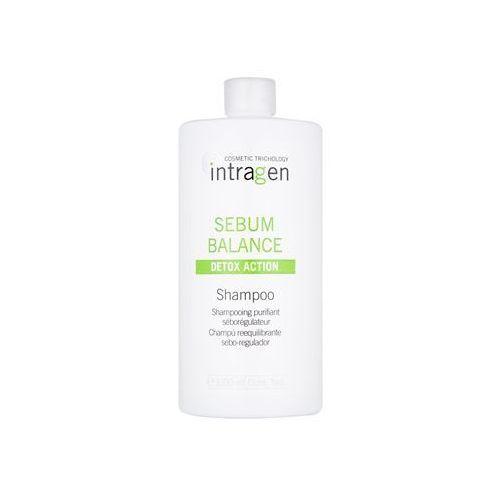 Revlon professional intragen sebum balance szampon do nadmiernie tłustej skóry głowy (detox action) 1000 ml
