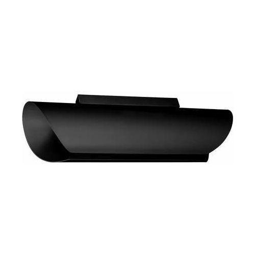 Luminex Barbos 3143 plafon lampa sufitowa 2x8W G9 czarny (5907565931433)