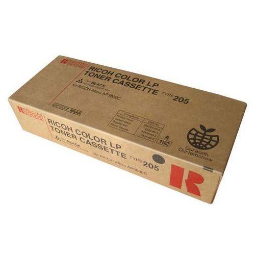 Ricoh  oryginalny toner 885406, black, 20000s, typ 205, ricoh aficio ap 3800c, mf, cl 7000, mf, 550g (5051395379931)