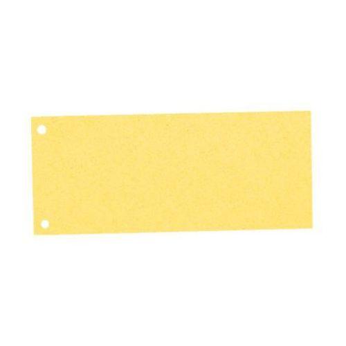 Przekładki separujące 100 szt. żółte 20994 marki Esselte
