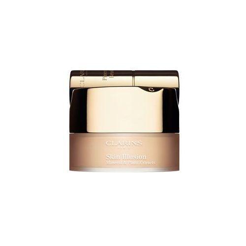 skin illusion mineral podkład w pudrze 13 g - nr 110 honey marki Clarins