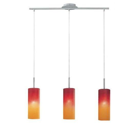 Lampa wisząca troy 1 potrójna, 83203 marki Eglo