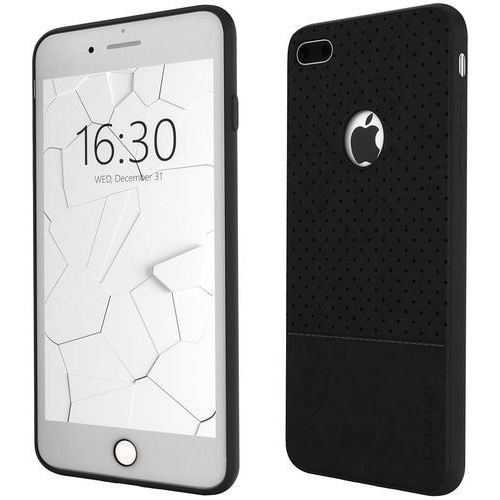 Etui QULT Back Case Drop do iPhone 6/6S Czarny + Zamów z DOSTAWĄ JUTRO!
