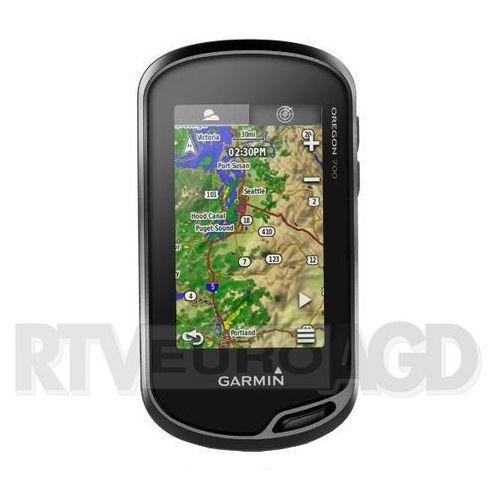 Garmin  oregon 700, kategoria: nawigacja turystyczna