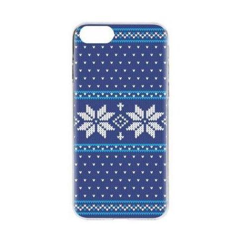 Etui FLAVR Case Ugly Xmas Sweater do Apple iPhone 7/iPhone 8 Niebieski (26974)