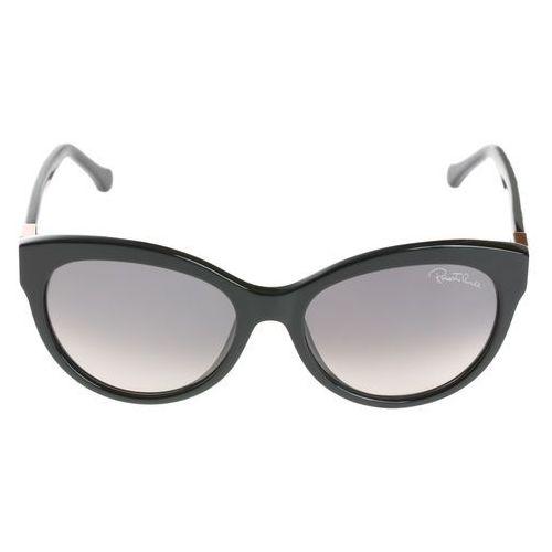 Roberto Cavalli Albaldah Okulary przeciwsłoneczne Czarny UNI, kolor żółty