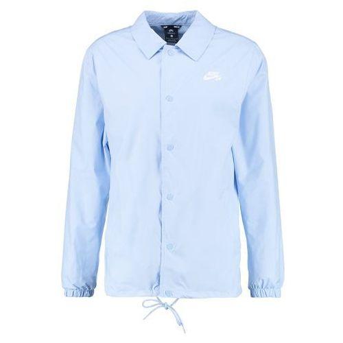 Nike SB SHIELD COACHES Kurtka wiosenna hydrogen blue/obsidian (0884500685024)