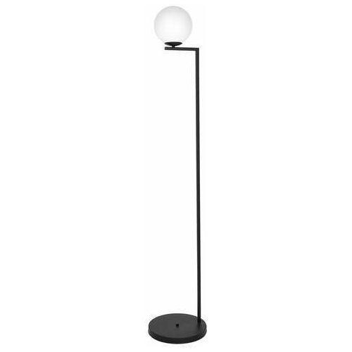 Luminex daga 3151 lampa stojąca podłogowa 1x60w e27 czarna/biała (5907565931518)