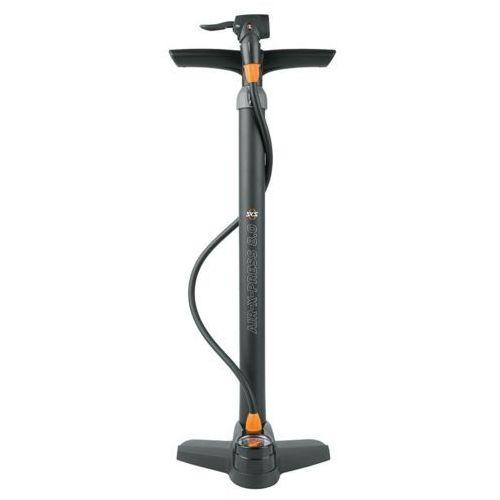 SKS Air-X-Press 8.0 Pomka rowerowa podłogowa Wielozaworowe przył Pompki rowerowe podłogowe