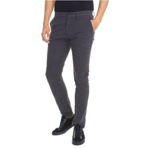Pepe jeans james armure trousers niebieski 28