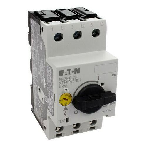 Wyłącznik silnikowy magneto-termiczny zakres 20-25A PKZM0-25A 046989 Eaton Electric