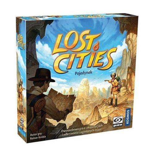 Lost cities pojedynek marki Galakta