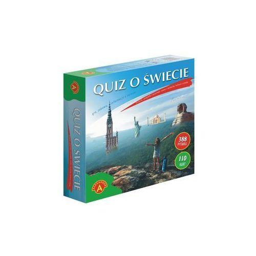 Alexander, gra edukacyjna Quiz o świecie (5906018004472)