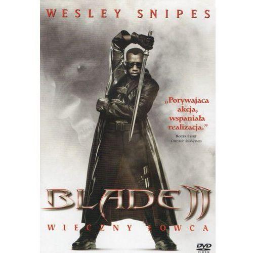 Blade: wieczny łowca 2 (dvd) - guillermo del toro marki Galapagos