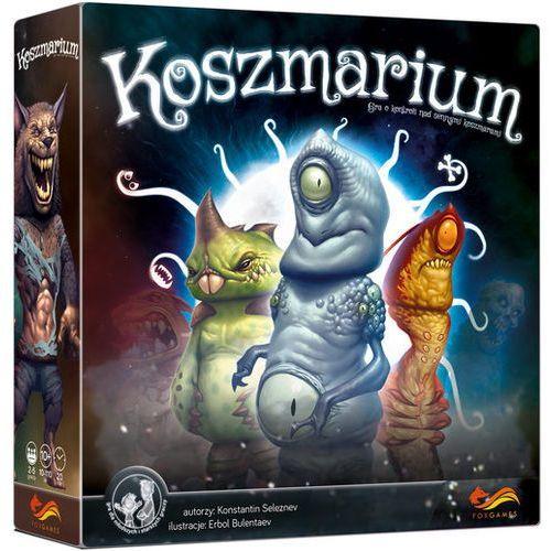 Foxgames Koszmarium - darmowa dostawa kiosk ruchu (5907078169378)
