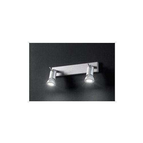 kinkiet SPOTTY biały 2x40W ŻARÓWKI LED GRATIS!, LINEA LIGHT 7341