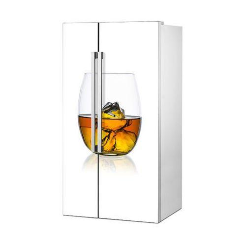 Mata magnetyczna na lodówkę side by side - Szklaneczka whiskey 0721