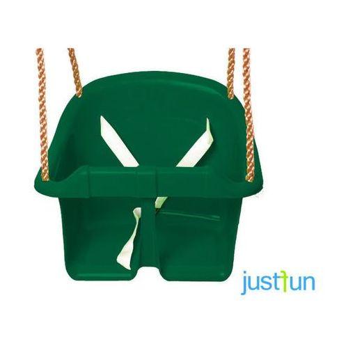 Huśtawka kubełkowa eco - zielony marki Just fun