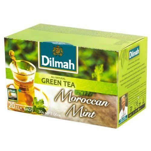 Herbata eksp. DILMAH - Moroccan mint op.20