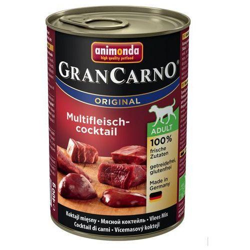 ANIMONDA Grancarno Adult smak: mięsny koktajl 400g (4017721827300)