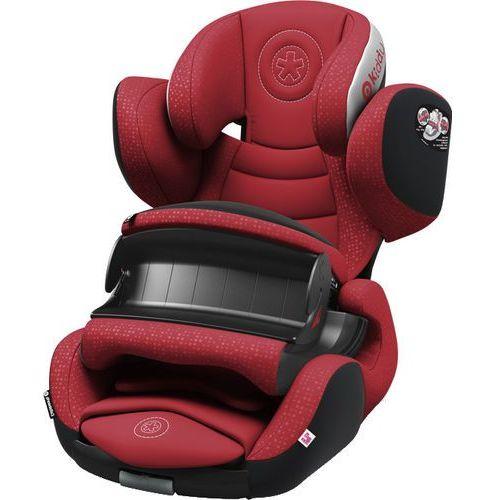 Kiddy Fotelik samochodowy Phoenixfix 3 Ruby Red