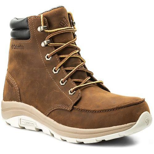 Trekkingi - bangor boot omni-heat bm2771 tobacco/bright copper 256, Columbia, 40-44