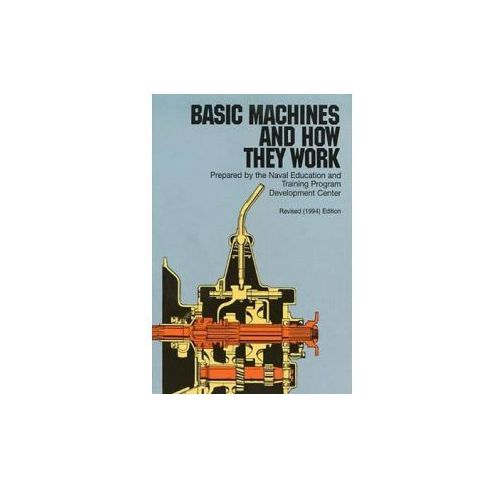 Basic Machines and How They Work (9780486217093)
