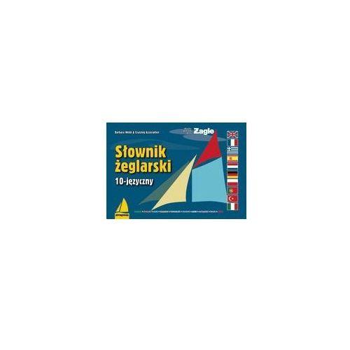 Słownik żeglarski 10-języczny (9788370204617)