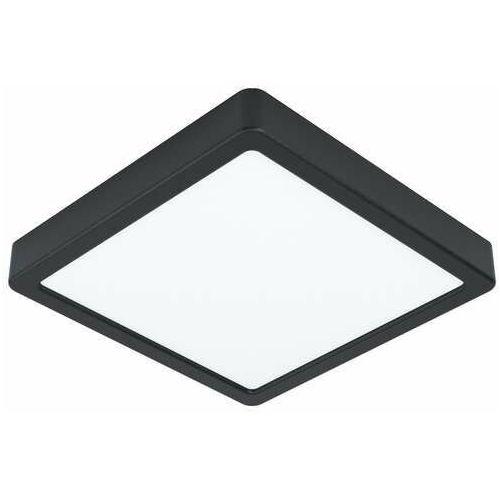Eglo Fueva 5 99244 plafon lampa sufitowa 1x16.5W LED czarny, kolor Czarny