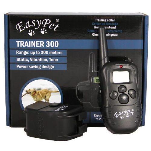 Markowa elektroniczna obroża dla psa EasyPet TRAINER 300