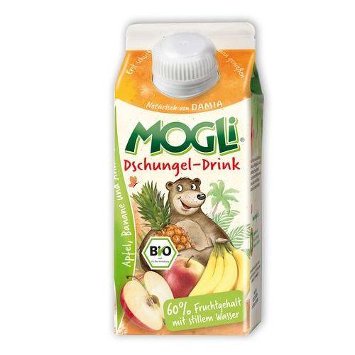 Mogli (moothie owocowe, batony, napoje) Napój owocowy dla dzieci bio 330 ml - mogli