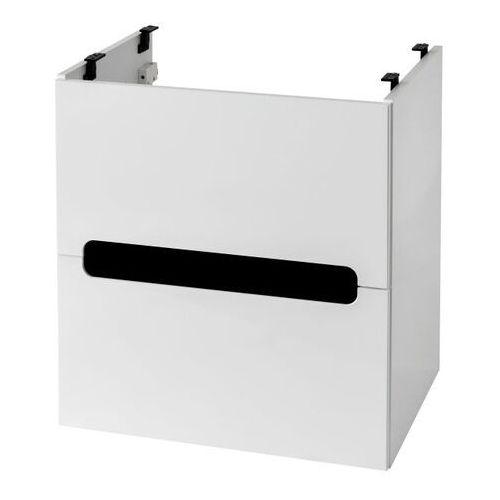 Szafka wisząca milano 60 cm biała marki Deftrans