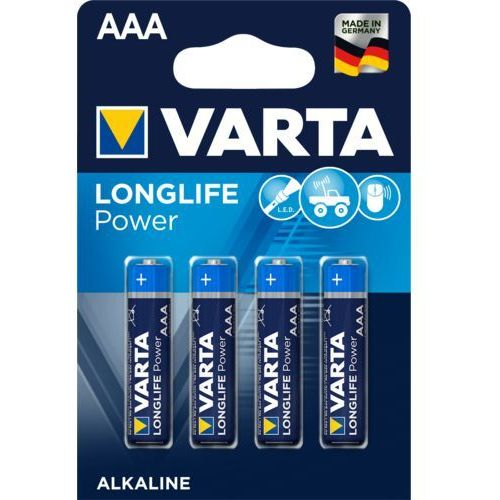 Varta high energy batteri