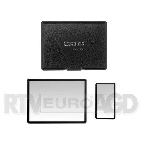 GGS Osłony LCD ochronna i przeciwsłoneczna Larmor GEN5 do Nikon D600 D610, 13730