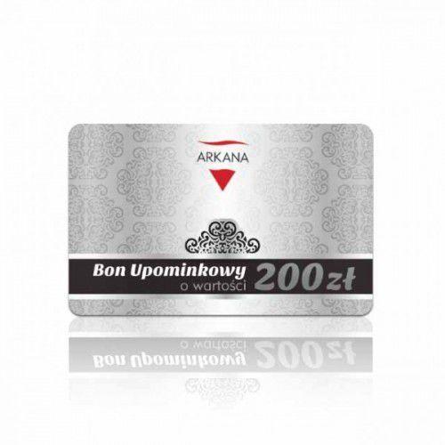 Bon upominkowy - wartość 200zł, kup u jednego z partnerów