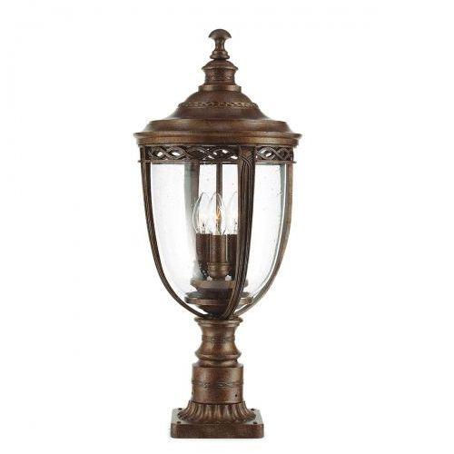 Elstead Kinkiet english bridle fe/eb2/l brb - lighting - rabat w koszyku (5024005343400)