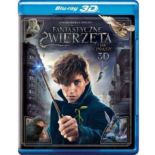 Fantastyczne zwierzęta. I jak je znaleźć 3D (Blu-ray) - David Yates (7321999345617). Najniższe ceny, najlepsze promocje w sklepach, opinie.