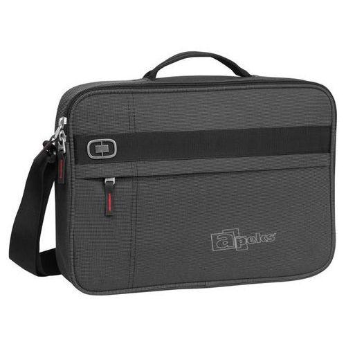 Ogio Renegade Brief torba na laptopa 15'' / czarno - szara